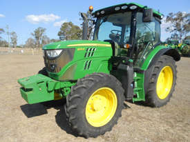 John Deere 6120R FWA/4WD Tractor - picture0' - Click to enlarge