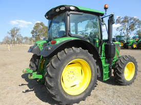John Deere 6120R FWA/4WD Tractor - picture1' - Click to enlarge