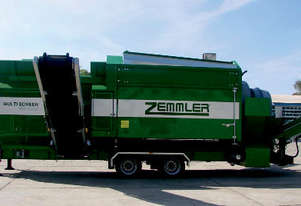 ZEMMLER® MULTI SCREEN® MS 5200 – Trommel Screen