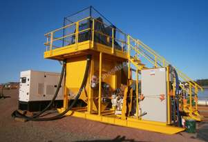 Used Slurry Screening Plant and Associated Equipment