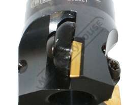 MS50T Face Mill 90º - Positive Rake  Ø50mm Insert tip not included - picture0' - Click to enlarge
