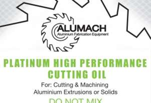 Alumach Aluminum Cutting Fluid - Platinum