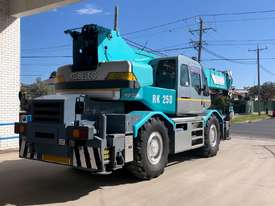 KOBELCO RK250 PANTHER CRANE - picture4' - Click to enlarge