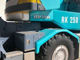 KOBELCO RK250 PANTHER CRANE - picture5' - Click to enlarge