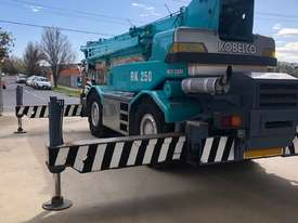 KOBELCO RK250 PANTHER CRANE - picture13' - Click to enlarge