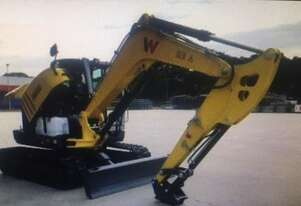 Wacker Neuson EZ80 Excavator 5 Year Warranty Special offer