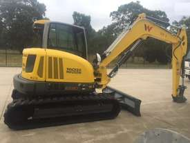 Wacker Neuson EZ80 Excavator - picture1' - Click to enlarge