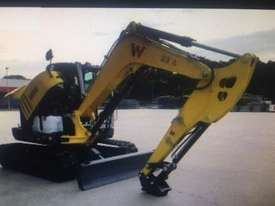 Wacker Neuson EZ80 Excavator - picture3' - Click to enlarge