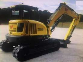 Wacker Neuson EZ80 Excavator - picture4' - Click to enlarge