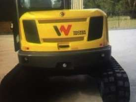Wacker Neuson EZ80 Excavator - picture5' - Click to enlarge
