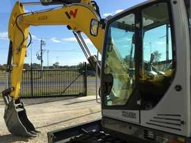 Wacker Neuson EZ80 Excavator - picture8' - Click to enlarge