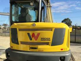 Wacker Neuson EZ80 Excavator - picture9' - Click to enlarge
