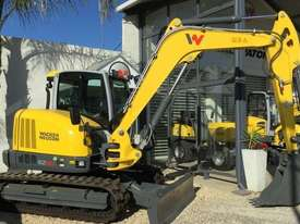 Wacker Neuson EZ80 Excavator - picture0' - Click to enlarge