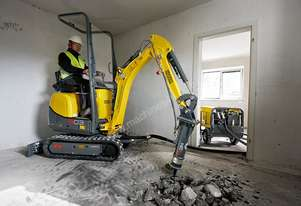 Wacker Neuson 803 Dual Power Excavator