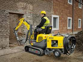 803 Dual Power Excavator  - picture2' - Click to enlarge
