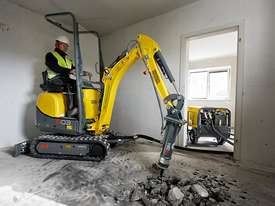 803 Dual Power Excavator  - picture0' - Click to enlarge