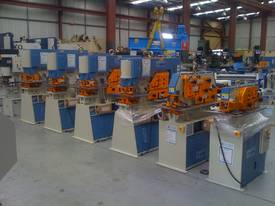 Metalex Punch & Shear model HIW 100 ton - picture2' - Click to enlarge