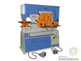 Metalex Punch & Shear model HIW 100 ton - picture0' - Click to enlarge