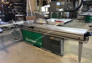 Altendorf F45 Elmo 3 3.8m Panel Saw