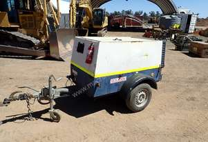Compair DLT0404 Trailer Mounted Compressor