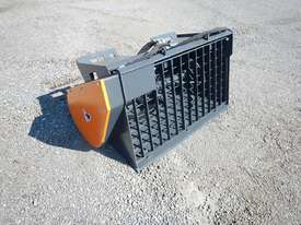 Unused Concrete Mixer to suit Skidsteer Loader - 10419-24 - picture0' - Click to enlarge