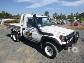 TOYOTA LANDCRUISER Ute - picture0' - Click to enlarge