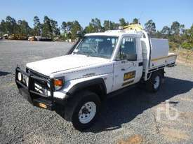 TOYOTA LANDCRUISER Ute - picture1' - Click to enlarge