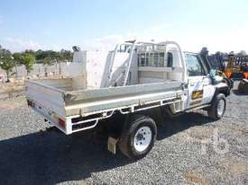 TOYOTA LANDCRUISER Ute - picture2' - Click to enlarge