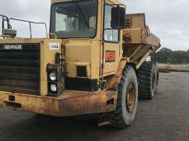 Dump truck articulated D350D - picture0' - Click to enlarge
