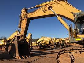 Komatsu PC1250-7 Excavator - picture8' - Click to enlarge