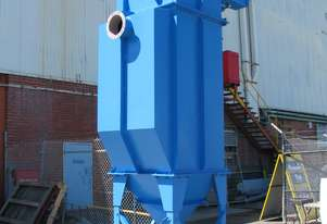 Large Industrial Baghouse Pulse Jet Dust Extractor Collector