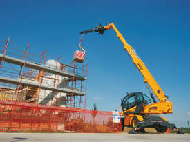 Dieci Pegasus 40.18 - 4T / 18.0 Reach 400* Rotational Telehandler - picture0' - Click to enlarge