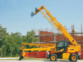 Dieci Pegasus 40.18 - 4T / 18.0 Reach 400* Rotational Telehandler - picture3' - Click to enlarge