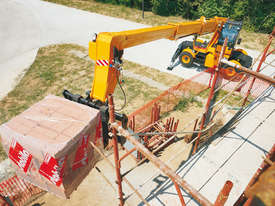 Dieci Pegasus 40.18 - 4T / 18.0 Reach 400* Rotational Telehandler - picture5' - Click to enlarge