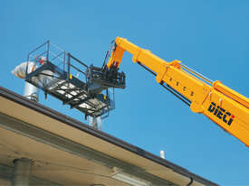 Dieci Pegasus 40.18 - 4T / 18.0 Reach 400* Rotational Telehandler - picture6' - Click to enlarge