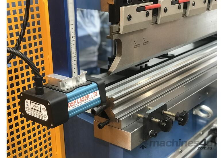 iBend 2 Axis CNC Pressbrake 3200mm x 175Ton DSP Laser Guards Included