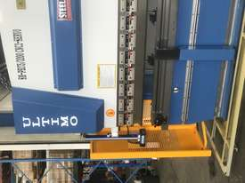 iBend 2 Axis CNC Pressbrake 3200mm x 175Ton DSP Laser Guards Included - picture12' - Click to enlarge
