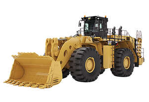 CATERPILLAR 993K WHEEL LOADERS