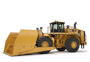 CATERPILLAR 834K SCOOPS FOR COAL & WOODCHIPS WHEEL DOZER