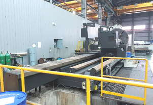 Hwacheon Model Mega-II 260, 2650 x 6000 Heavy Duty CNC Lathe