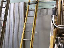 Branach FiberglassExtension Ladder 3.9 - 6.4 Meter Industrial Quality - picture0' - Click to enlarge