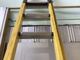 Branach FiberglassExtension Ladder 3.9 - 6.4 Meter Industrial Quality - picture5' - Click to enlarge