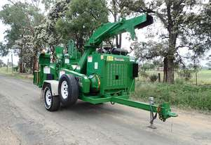 Bandit 990HD Wood Chipper Forestry Equipment