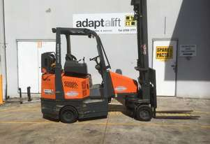 2T Narrow Aisle Counterbalance Forklift