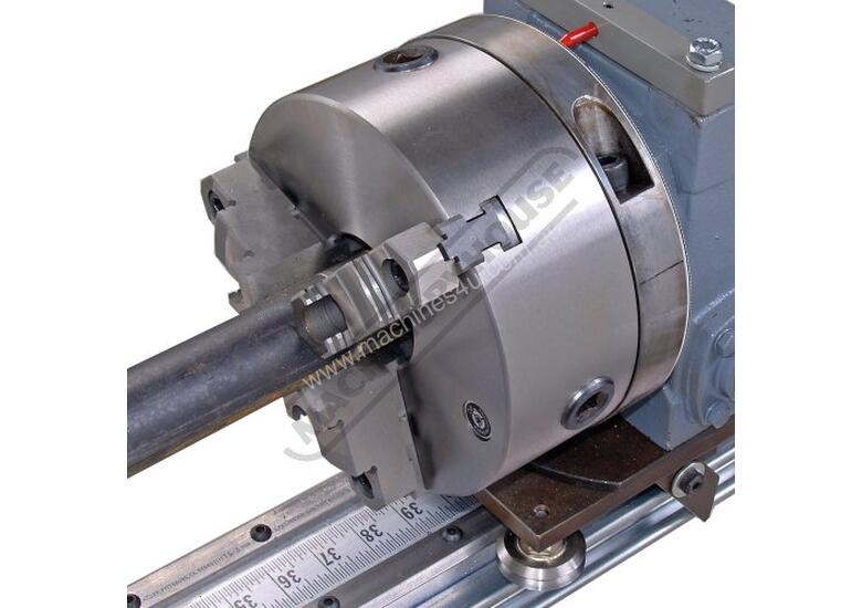 IDX-10-250-M 3048mm (10ft) Rotary Positioning Table 63.5mm Index Chuck Thru Hole Suits RDB-250 Hydra