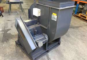 F & B AUSTRALIA 4HP CENTRIFUGAL BLOWER