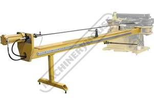 MB4X2-10 3048mm (10ft)  Mandrel Table Ø25.4mm Mandrel Rod Size Suits MB-4X2 Mandrel Tube Bender