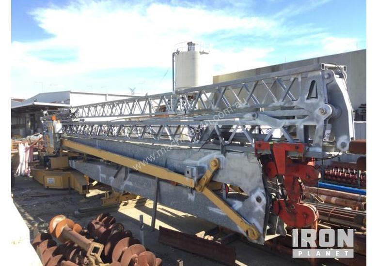 Used 2002 cattaneo CM75A Tower Cranes in , - Listed on