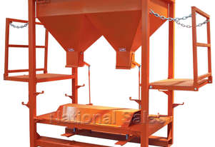 Dual Sand Bag Filling Frame