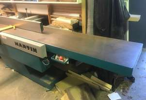 Martin woodworking jointer
